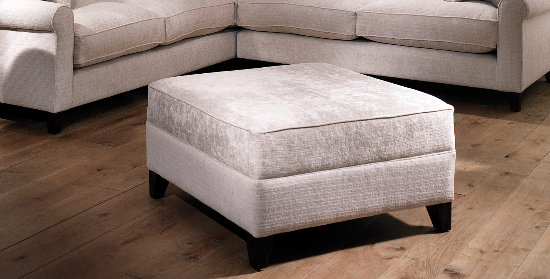 Newbury footstool