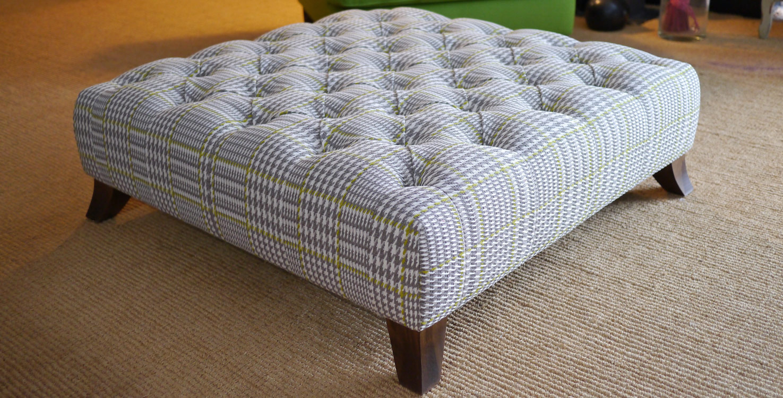 Bedford footstool